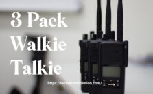 Best 3 Pack Walkie Talkie